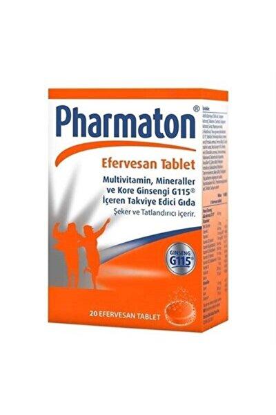 Multivitamin 20 Efervesan Tablet