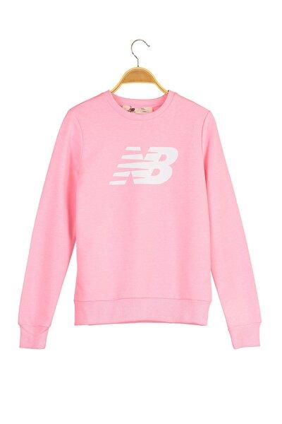 Kadın Spor Sweatshirt - CREW NECK  - WTC0303-PNK