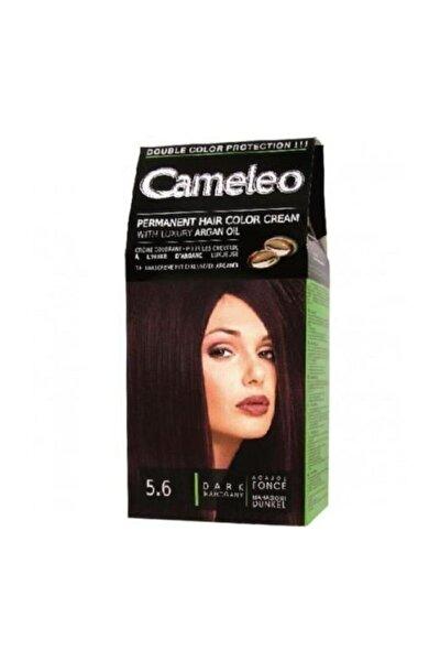 Camelia Saç Renklendirici Şampuan 5.6 Dark Mahogany