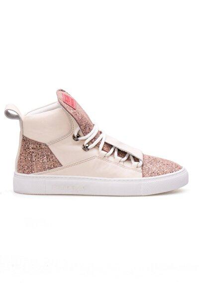 Hakiki Deri Kadın Sneaker La1310
