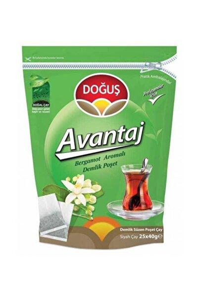 Avantaj Bergamot Aroma Demlik Poşet Çay 40 gr 25 Adet
