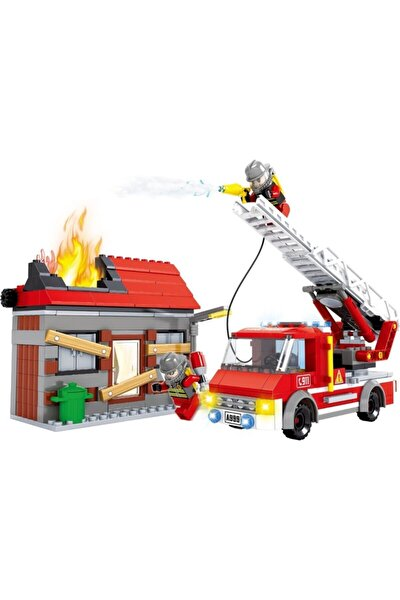 Bricks Itfaiye Seti 355 Parça