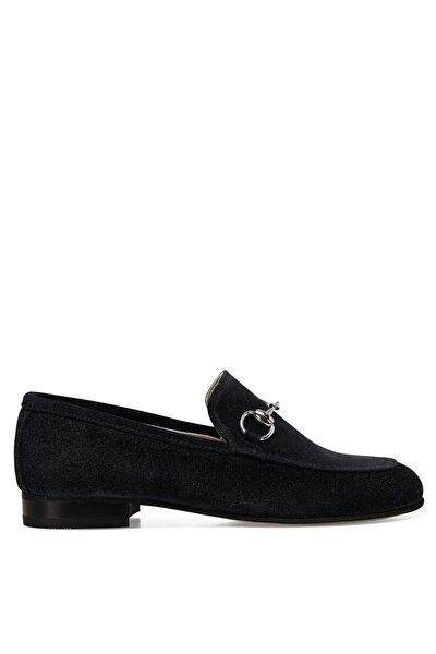 FILA2 Lacivert Kadın Loafer Ayakkabı 100531334