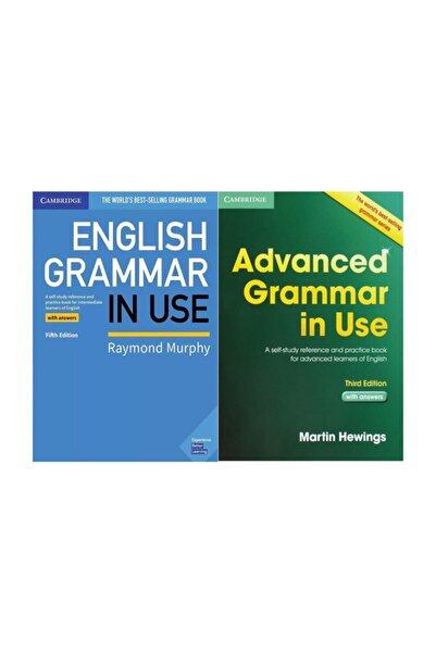 Grammar In Use 2'li Set (english+advanced)