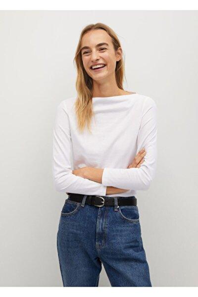 Organik Pamuklu Tişört
