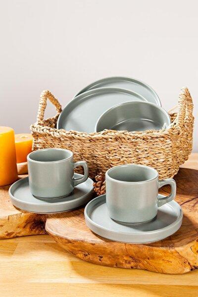 Maser Vien 2li Çay Fincanı