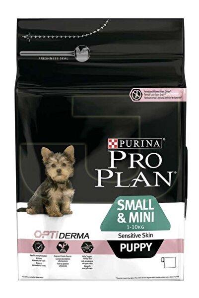 Small&mini Puppy Sensitive Skin Somonlu Yavru Köpek Maması 3 Kg