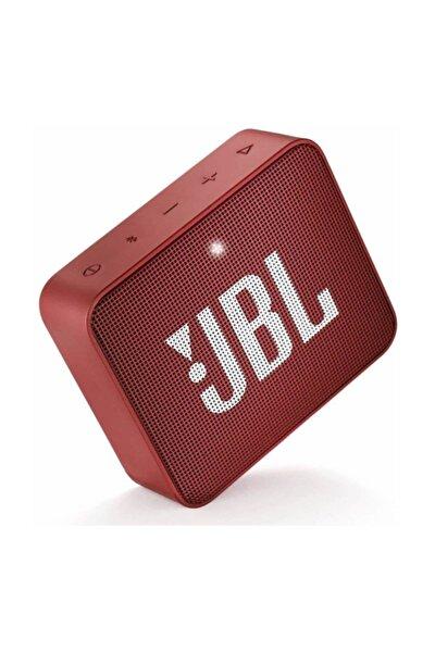 Go 2 Ipx7 Bluetooth Taşınabilir Hoparlör Kırmızı