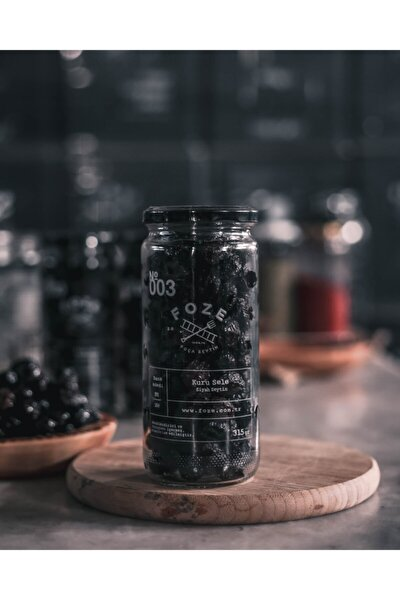 Az Tuzlu Kuru Sele Siyah Zeytin 300 gr