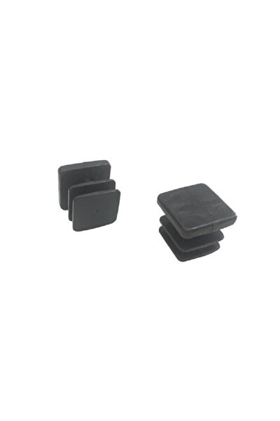 Kare Profil Tapası 20x20 12 Adet Plastik Tapa