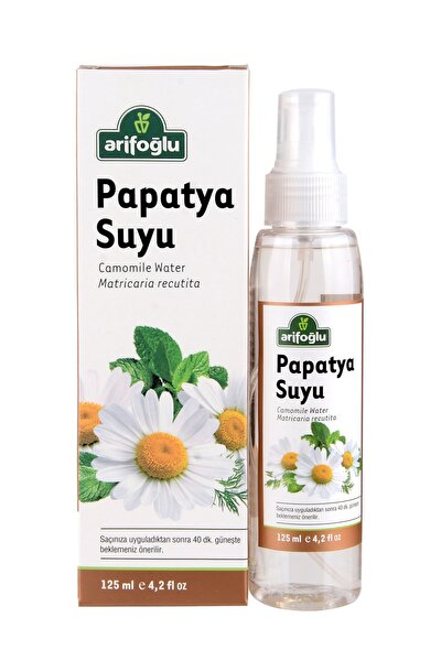 Papatya Suyu - 125 ml