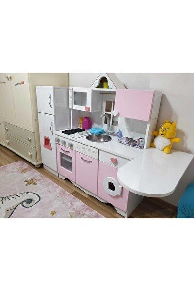 Oyuncak Mutfak Model-2 Set Frenli Menteşeli