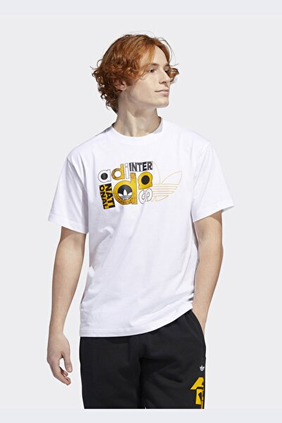 Erkek Günlük T-shirt Internat Gd2107