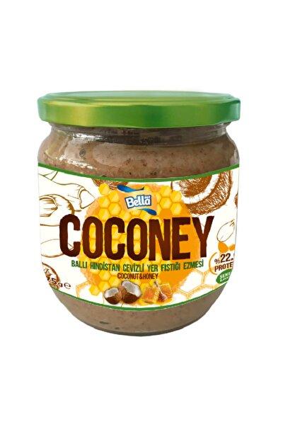 Coconey Yer Fıstığı Ezmesi 375 gr - Hindistan Cevizi - Bal