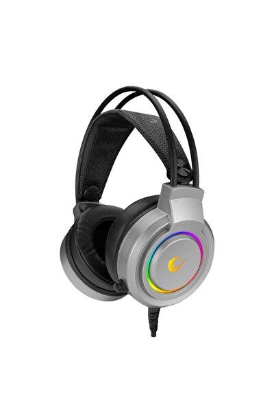 Rm-x5 Aırs Gri 7.1 Usb Rgb Led Gaming Mikrofonlu Kulaklık