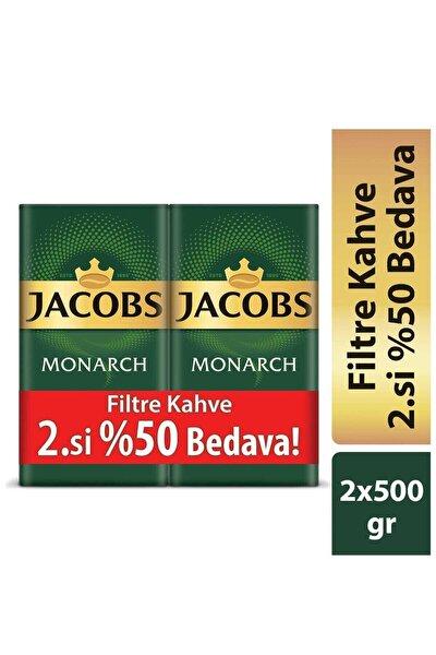 Monarch Filtre Kahve 2 X 500 gr