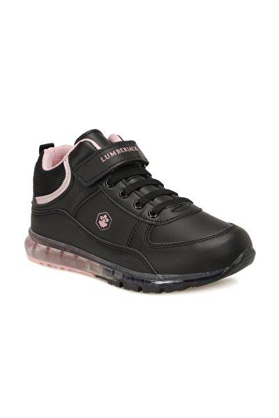 CAP HI 9PR Siyah Kız Çocuk Sneaker Ayakkabı 100435569