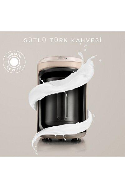 Hatır Hüps Sütlü Türk Kahve Makinesi Bej