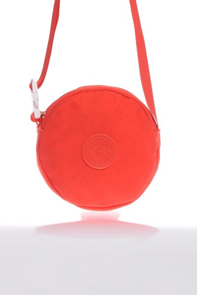 Smb6001-0019 Kırmızı Kadın Minik Çapraz Çanta