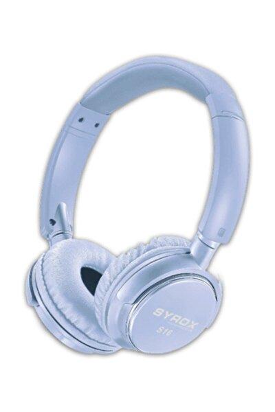 Kulaküstü Kablosuz Bluetooth Kulaklık Hafıza Kartı Girişli