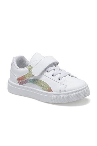 GIZO Beyaz Kız Çocuk Sneaker Ayakkabı 100515544