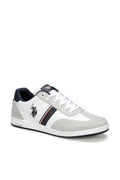 Kares 9 Pr Sneaker Erkek Beyaz Ayakkabı
