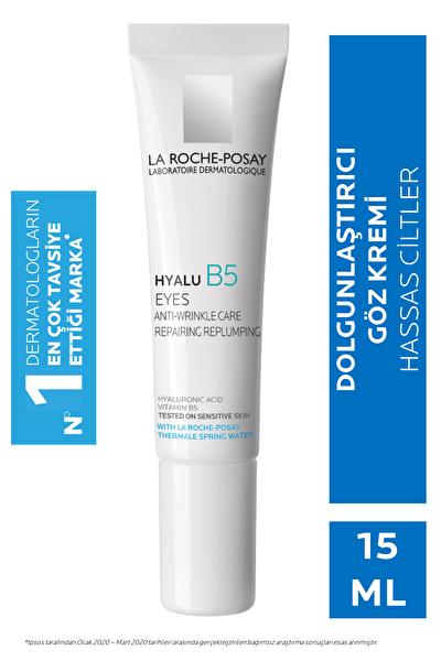 Hyalu B5 Yeux Dolgunlaştırıcı Göz Kremi Hyalüronik Asit ve Vitamin B5 ile 15 ml 3337875613668