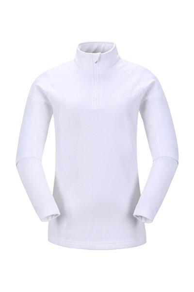 Asal Kadın Yarım Fermuarlı Sweatshirt