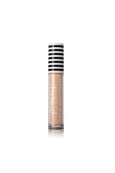 By Cover Up Lıquıd Concealer 01 Lıght Ivory Delist