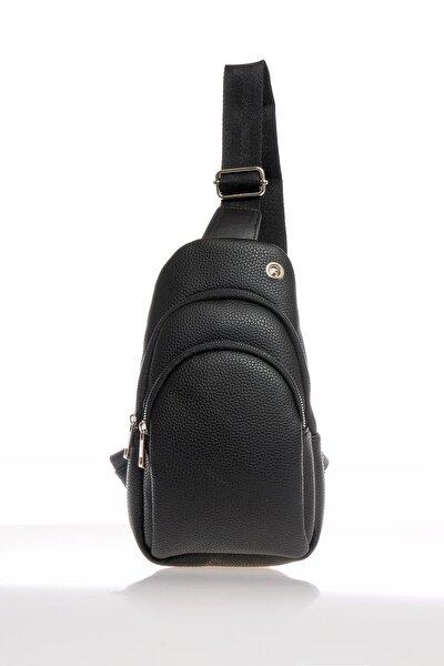 Luxury Sg2112 Siyah Kadın Sırt Çantası