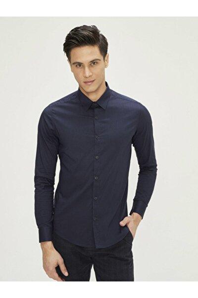 Xınt Slim Fit Pamuklu Basic Gömlek