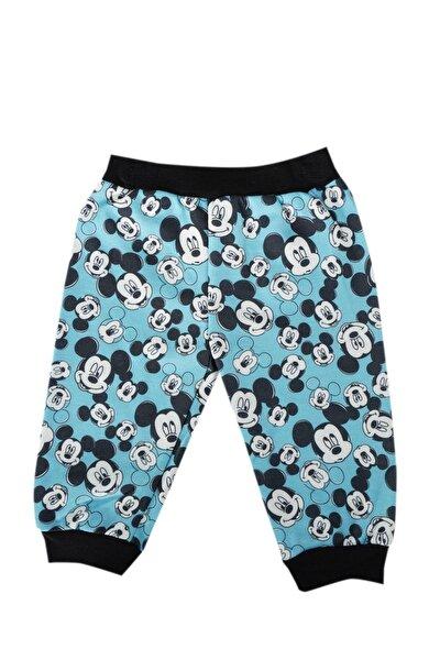 Erkek Bebek Mavi Lisanslı Mickey Body Alt