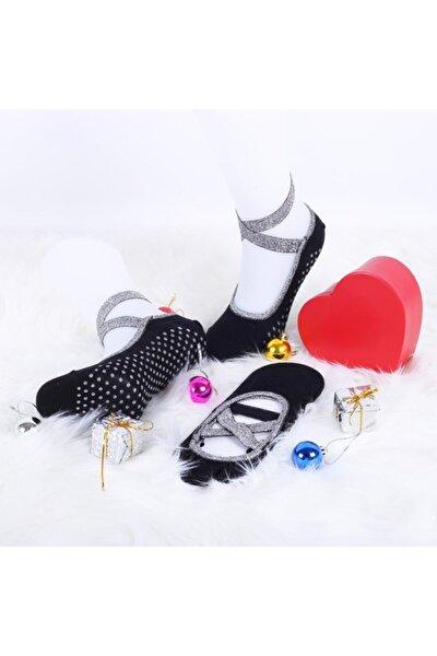 Pilates Yoga Bale Ve Dans Çorabı