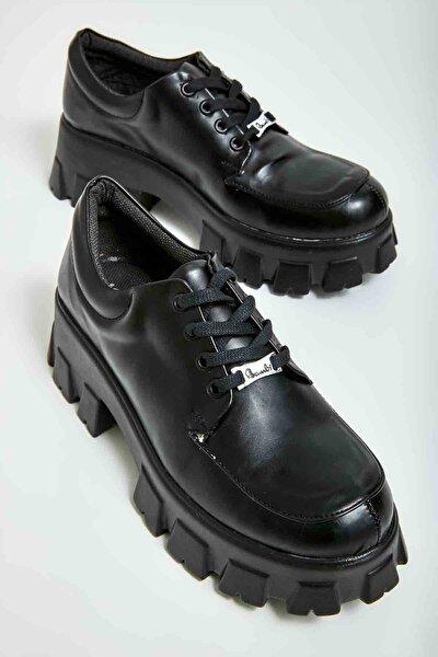 Siyah Kadın Casual Ayakkabı M0770200009