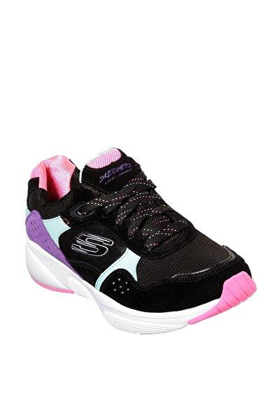 MERIDIAN-NO WORRIES Kadın Siyah Spor Ayakkabı