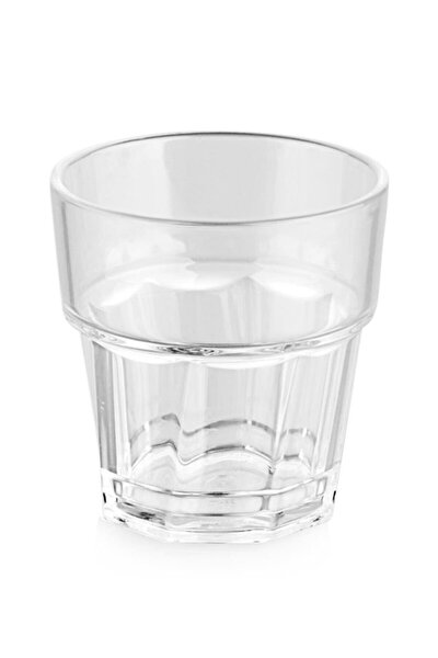Kırılmaz Bardak - Şeffaf 250 ml - 24 Adet