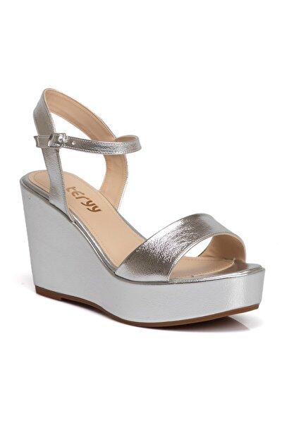 Lame Vegan Kadın Sandalet 210011o53