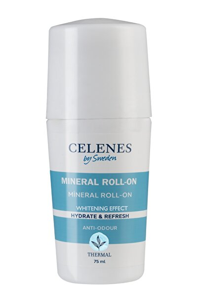 Celenes Thermal Roll On 75ml Beyazlatıcı