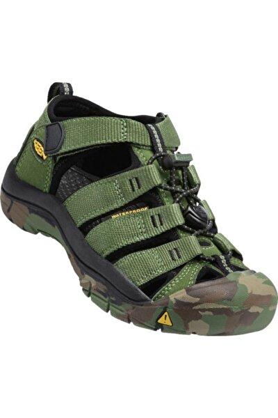 Newport H2 Genç Sandalet Yeşil