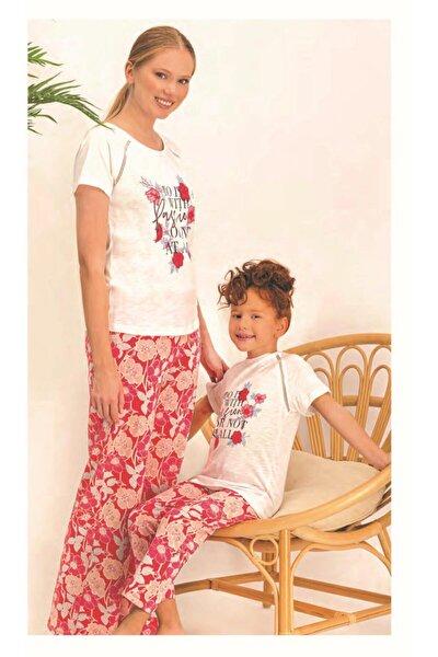 Arnetta Kadın Kısa Kollu Pijama Takımı Ar 823