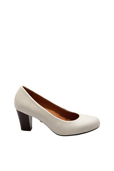 Ezra Lo Kadın Bej Ayakkabı