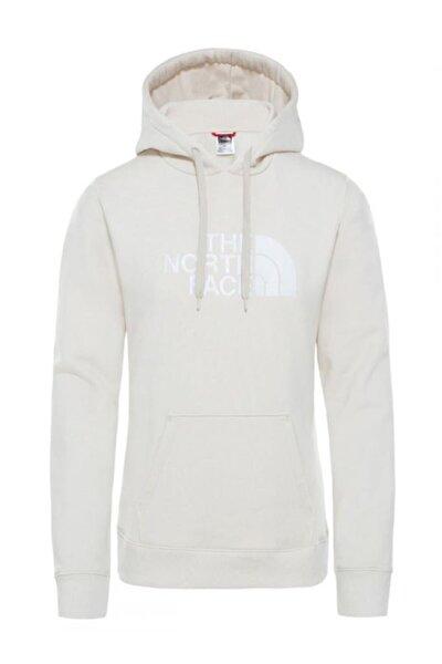 Drew Peak Pullover Hoodie Kapüşonlu Kadın Sweatshirt Beyaz