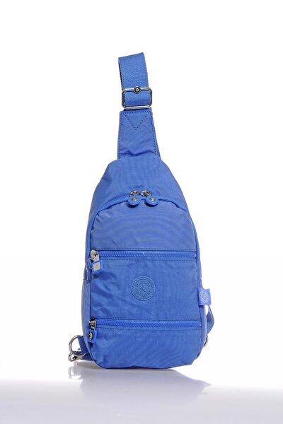 Smb3051-0031 Mavi Kadın Body Bag