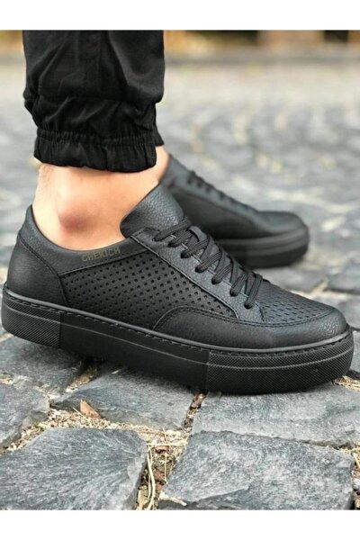 Ch015 St Erkek Ayakkabı Siyah