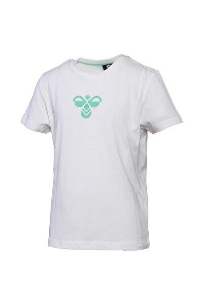 Çocuk Camel Beyaz T-shirt 911298-9003