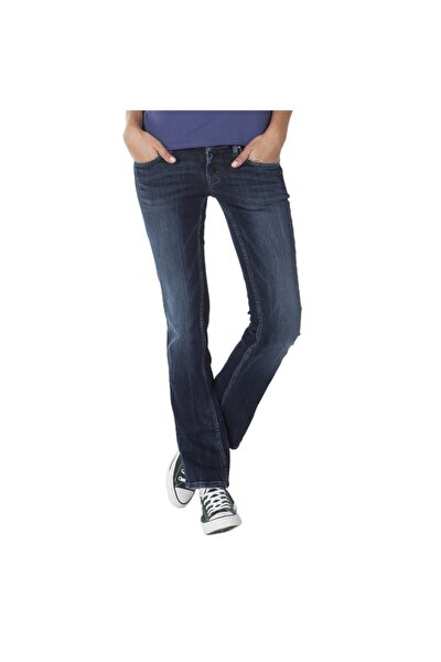 Gina Boot Kadın Jean Pantolon Mavi