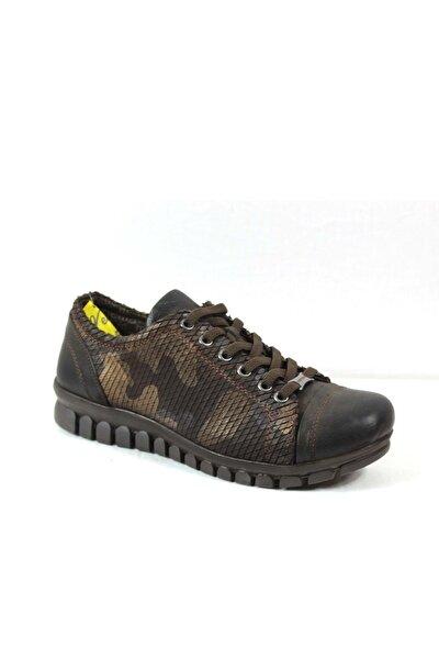 Kadın Kahverengi Casual Ayakkabı 19zn160