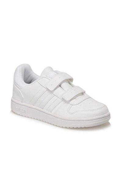 HOOPS 2.0 CMF C Beyaz Kız Çocuk Sneaker Ayakkabı 100630822