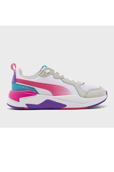 Kadın Pembe X-ray Fantasic Plastic Wins Sneakers