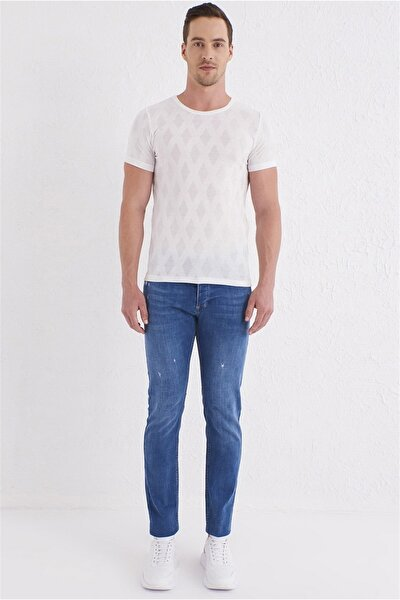 059 Slim Fit Mavi Jean Pantolon